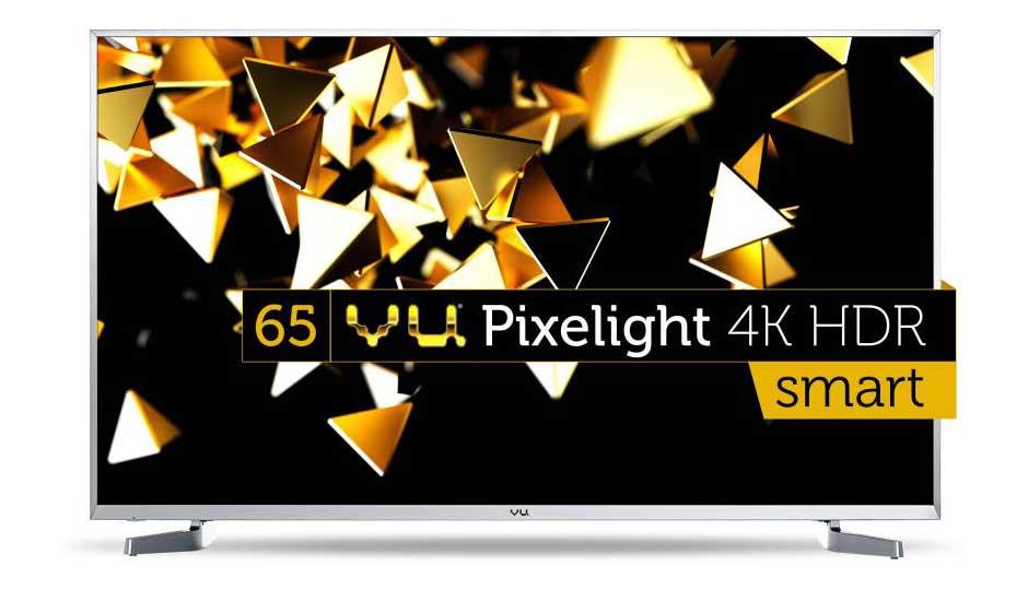 Compare VU 65 inches Smart 4K LED TV (LTDN65XT800XWAU3D Ver
