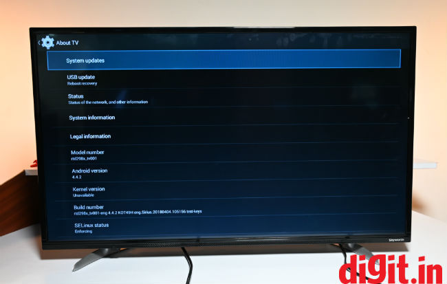 Skyworth 43 inches Smart Full HD LED TV Review