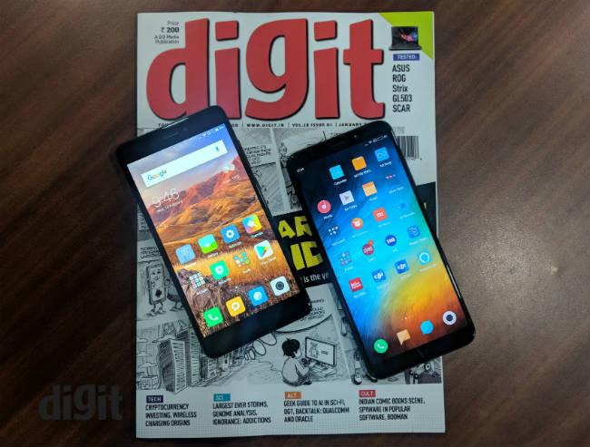 Xiaomi Redmi Note 5 vs Redmi Note 4: What's changed? | Digit