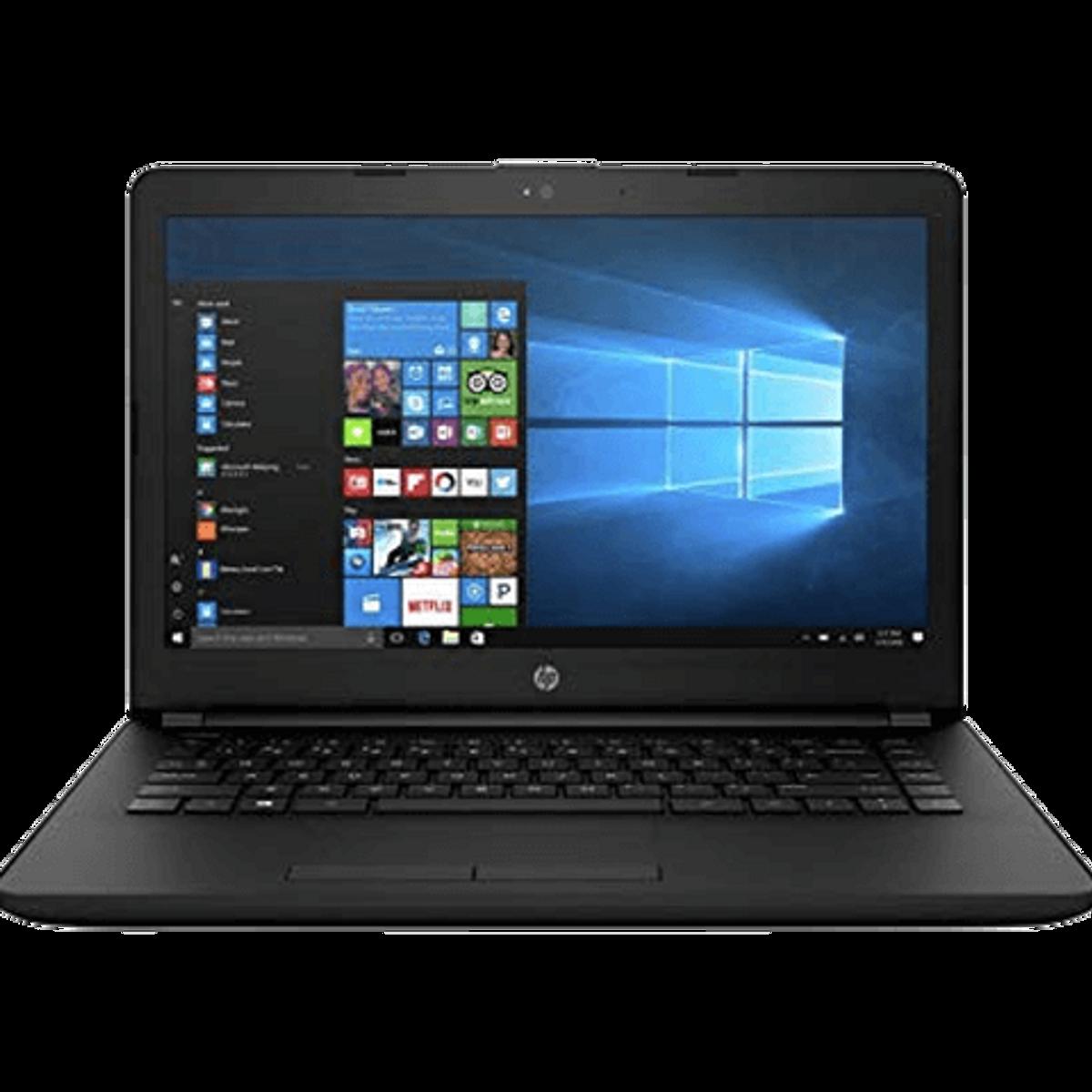 एचपी Notebook - 14q-bu005tu