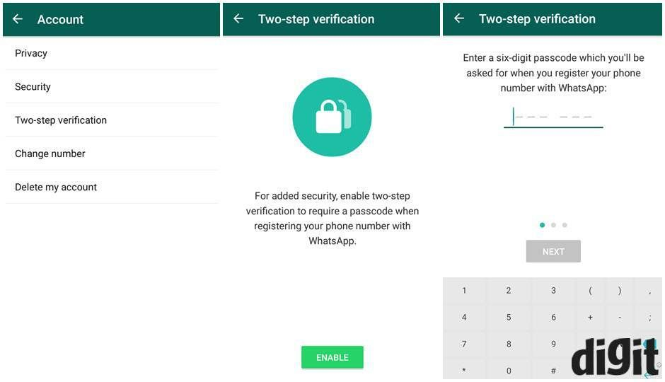 Image result for android two factor authentication