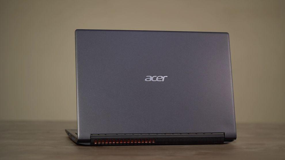 Acer Aspire 7 gaming laptop