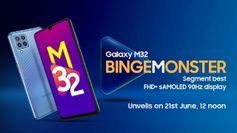 गूगल प्ले कंसोल पर नज़र आया Samsung Galaxy M32, 21 जून को लॉन्च होगा फोन