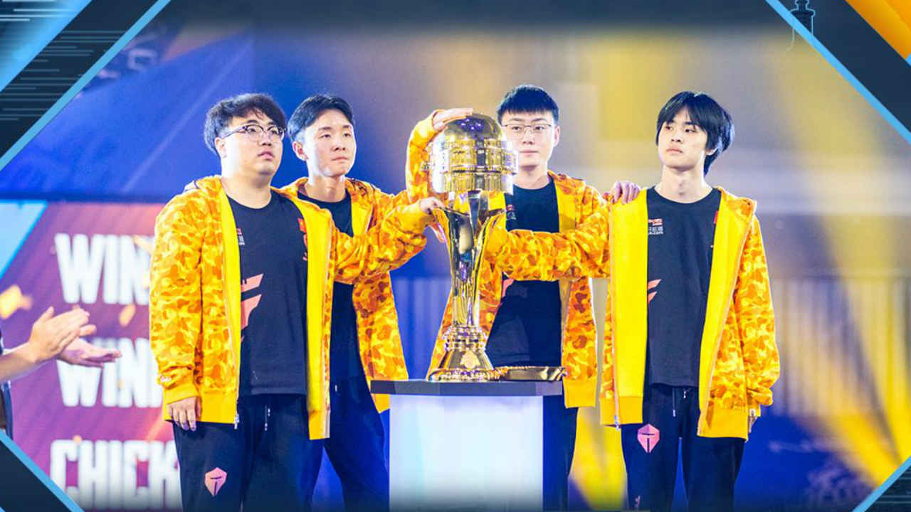Top Esports wins PUBG Mobile Club Open 2019, India's Team