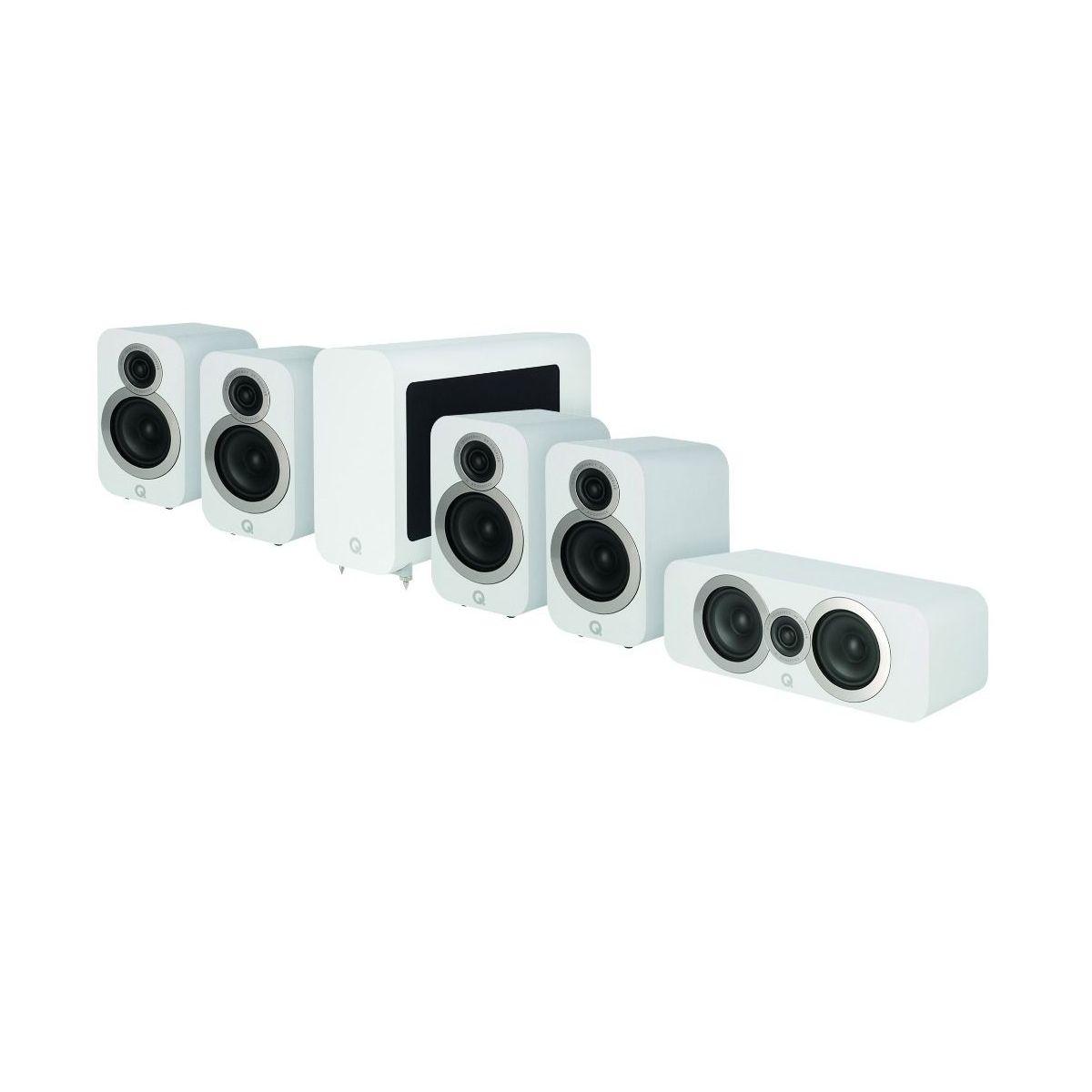 Q Acoustics 3010i series 5.1 Cinema Pack
