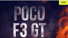 POCO F3 GT: పోకో కొత్త స్మార్ట్ ఫోన్ తెస్తోంది