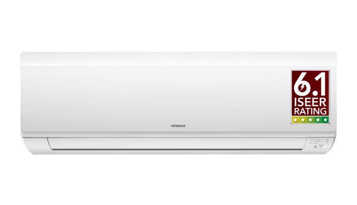 Hitachi 1 Ton Inverter (5 Star) Split AC