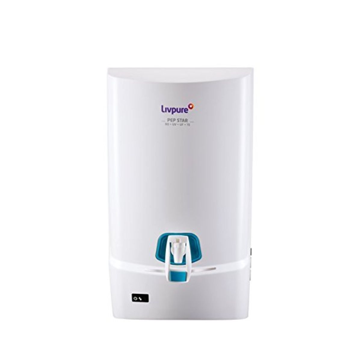 LIVPURE PEP STAR 7 L RO + UV + UF + TDS Water Purifier (White)