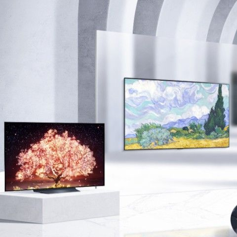 LG 2021 OLED TV lineup includes the new Evo panel, new processor and new UI