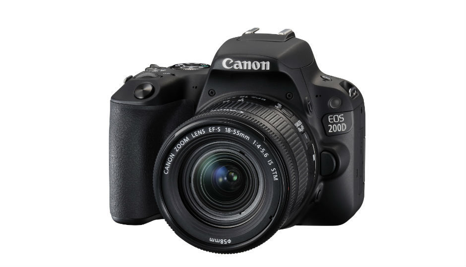 Canon EOS 200D DSLR with 24.2MP APS-C CMOS sensor launched in India ... 3738af1511266
