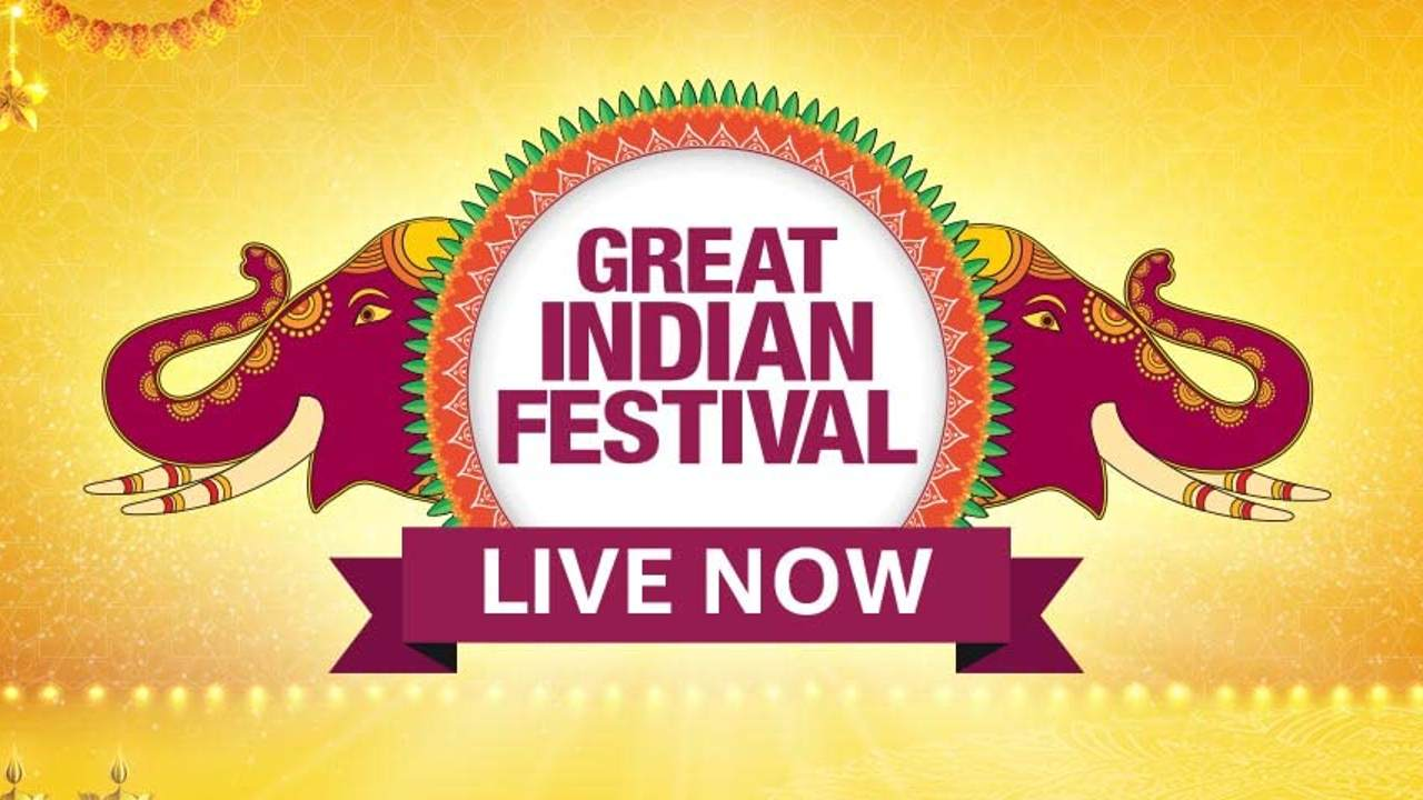 Amazon Great Indian Festival sale 2021: Upto 70 off on laptops, headphones, tablets and electronics