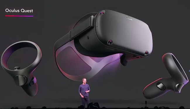 Oculus Quest Mark Zuckerberg