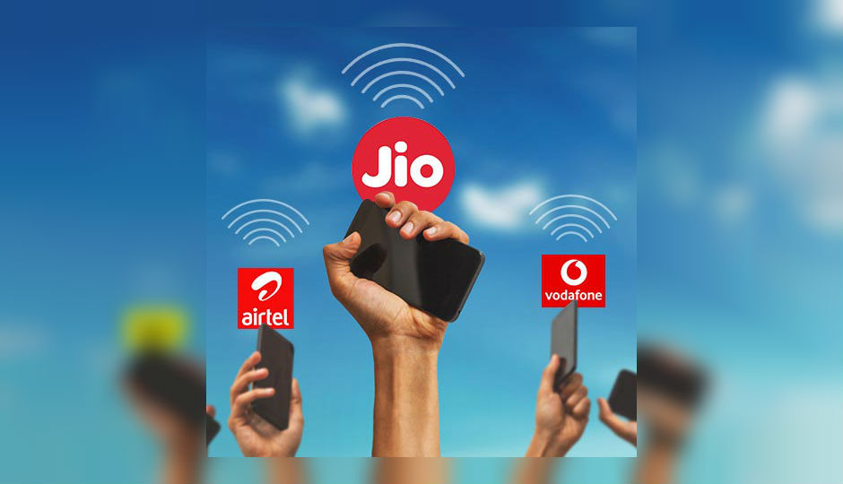 Reliance Jio vs Airtel vs Vodafone-idea: Comparing the new