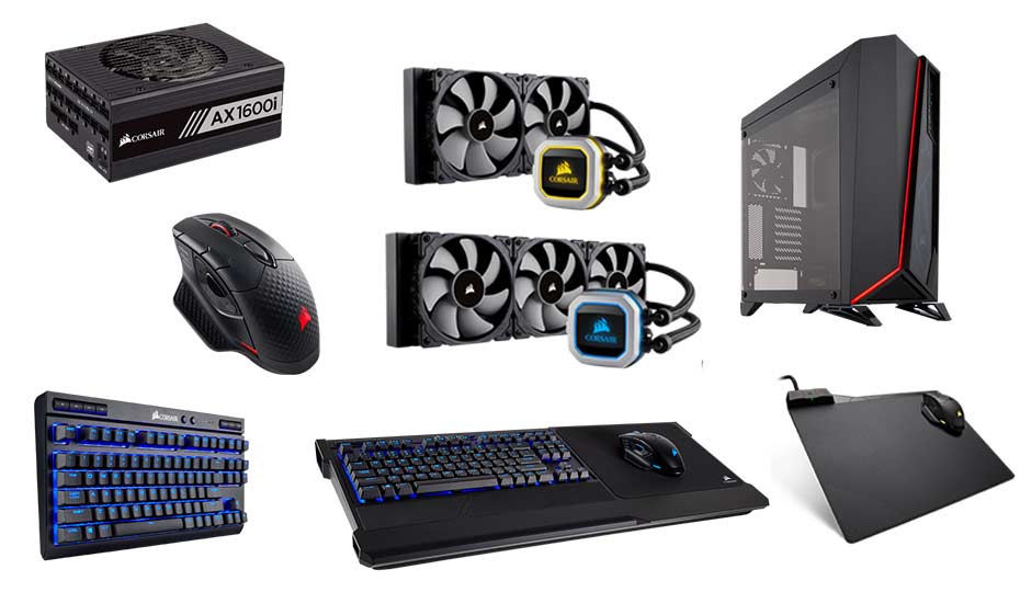 Everything announced by Corsair at CES 2018