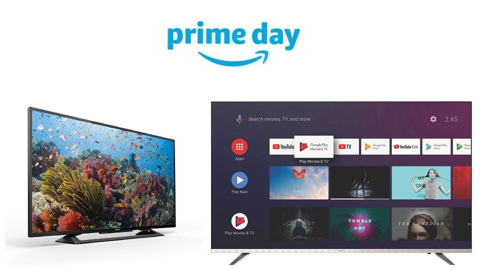 Amazon Prime Day 2019: Top TVs Under Rs 30,000 from Sony