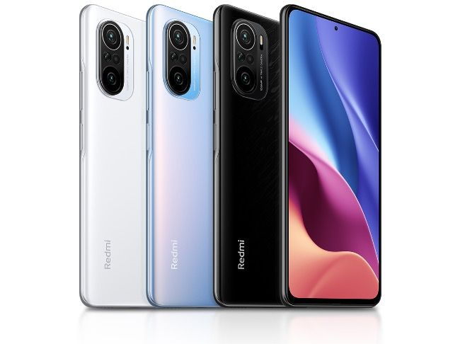 Xiaomi Redmi K40 Pro and K40 Pro+ specifications