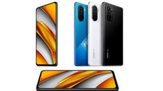 POCO F3 final renders have leaked online, will launch with Snapdragon 870G chip