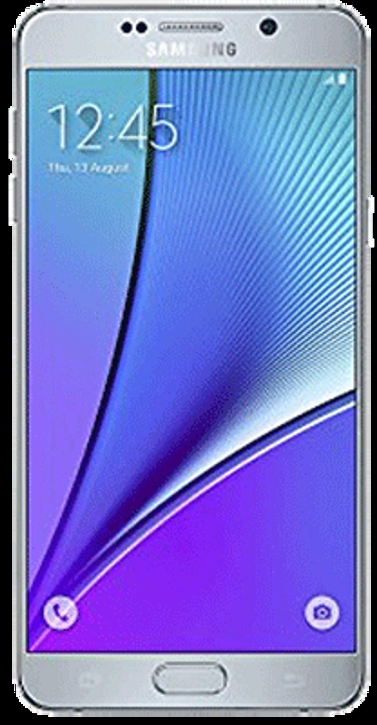 ಸ್ಯಾಮ್ಸಂಗ್ ಗ್ಯಾಲಕ್ಸಿ Note 5 Dual SIM