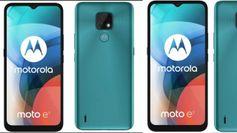 Moto E7 स्मार्टफोन का रेंडर लीक; 48MP का प्राइमरी कैमरा से हो सकता है लैस, मुख्य स्पेक्स हुए लीक
