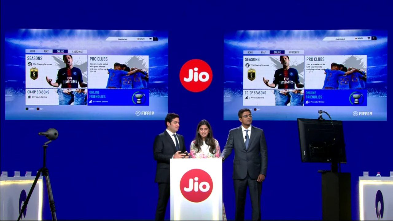 Jio announces new gaming console, calls it a set-top-box