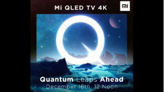 Watch the Xiaomi QLED TV 4K launch live here