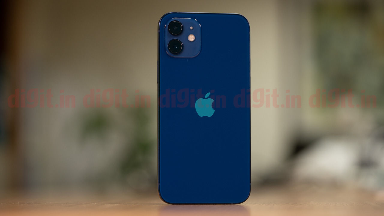 Apple begins iPhone 12 assembly in India   Digit