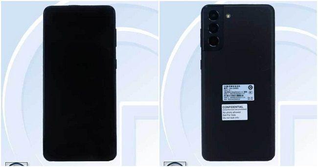 Samsung Galaxy S21 FE Leaked TENAA certification