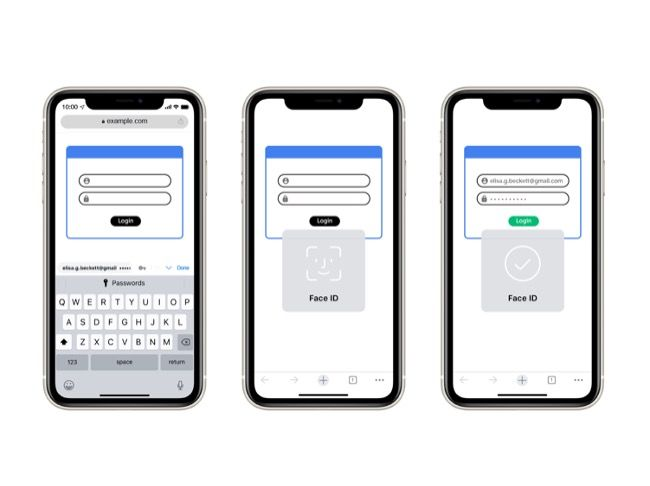 Google Chrome 86 for iOS adds biometric authentication for autofill