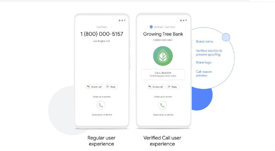 Here's how Google Verified Calls works