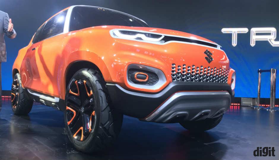 Maruti Suzuki Unveils Future S Concept At Auto Expo 2018 Digit In