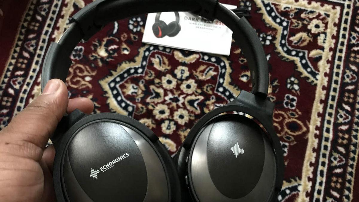 MevoFit Dark Beat वायरलेस ब्लूटूथ  Headphone