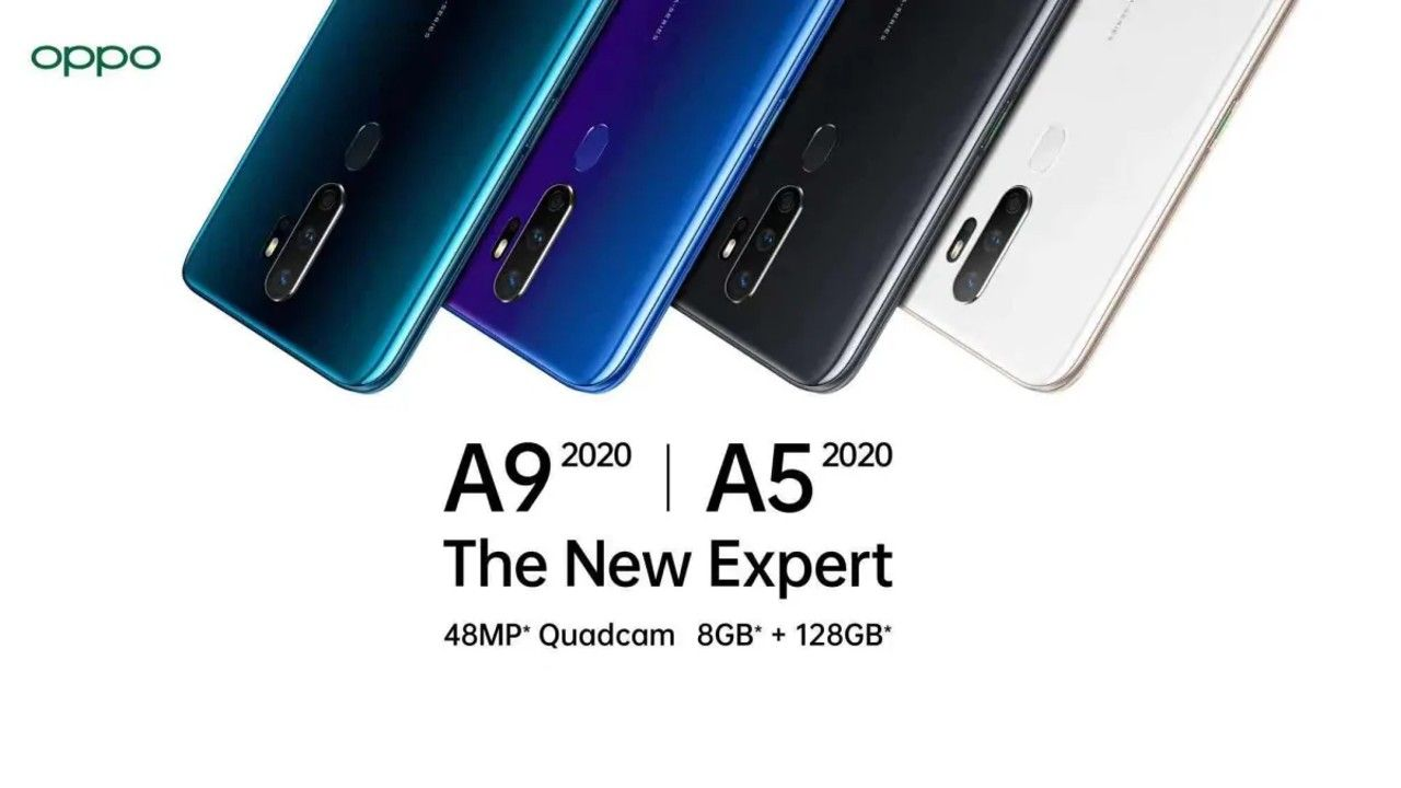 Oppo A9 2020 Oppo A5 2020 Launched In India Specs Price