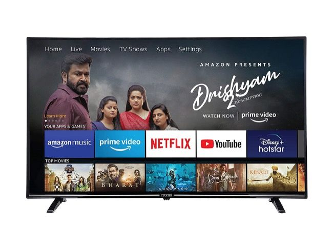 Croma Fire TV Edition LED televisions have officially launched in India and are available to purchase from offline and online stores.