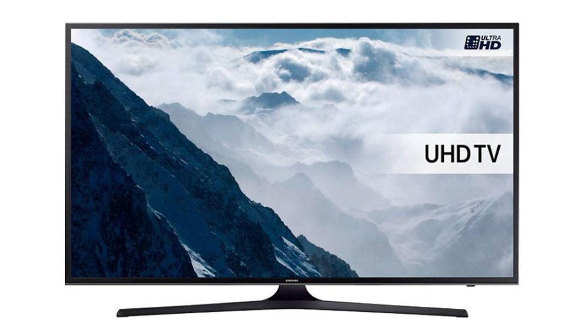 सैमसंग 60 इंच Smart 4K LED टीवी