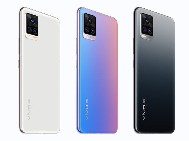vivo V20 Pro officially launched