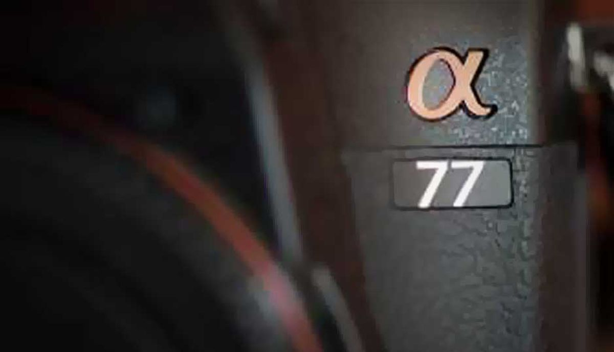 सोनी Alpha 77
