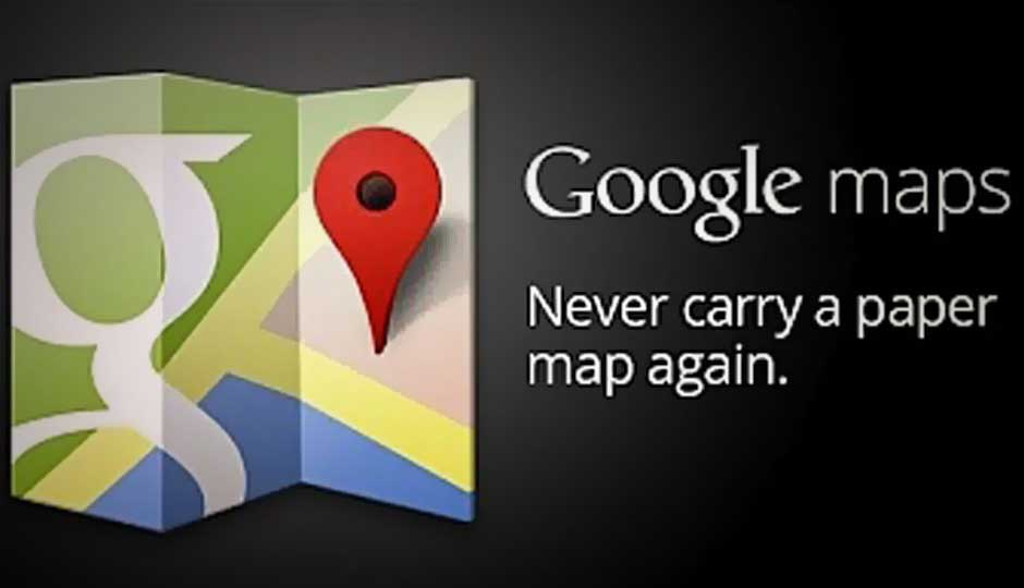 Compare Google Maps for Android Vs Airtel Pocket TV app