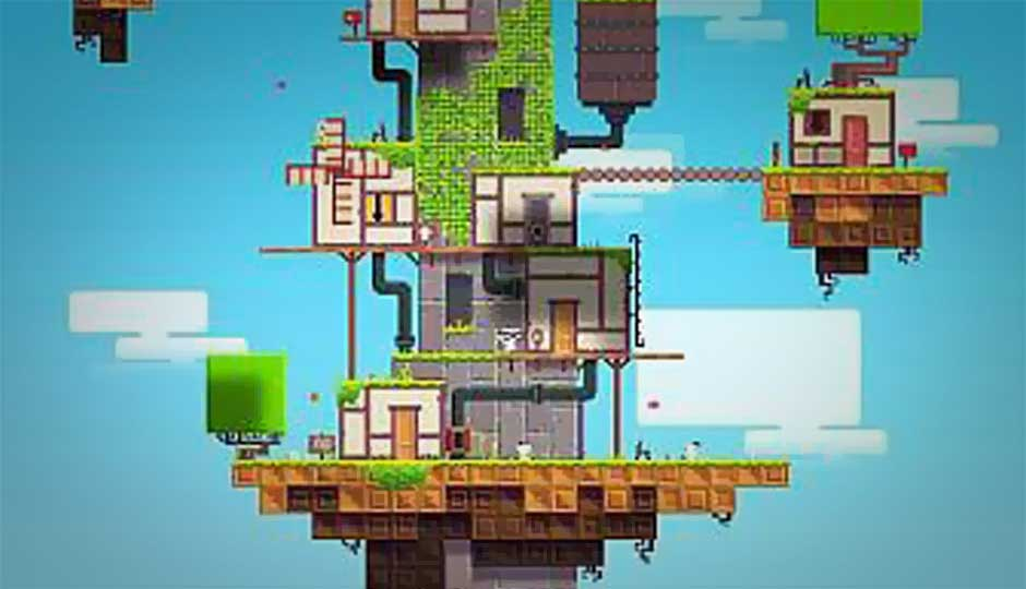 Fez Indie Game Sells Over 200 000 Copies In One Year Digit