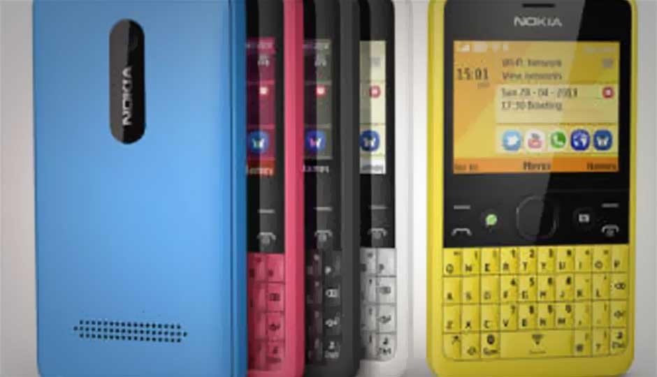nokia keyboard phone. nokia launches asha 210 budget phone with qwerty keyboard o