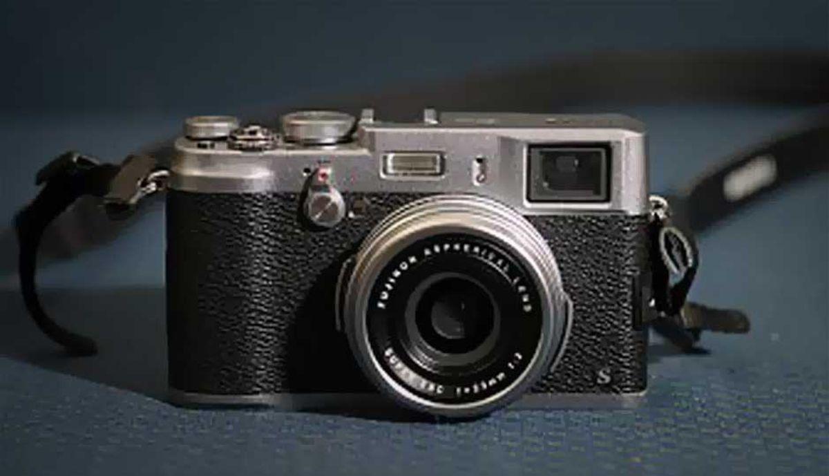 फुजीफिल्म X100S