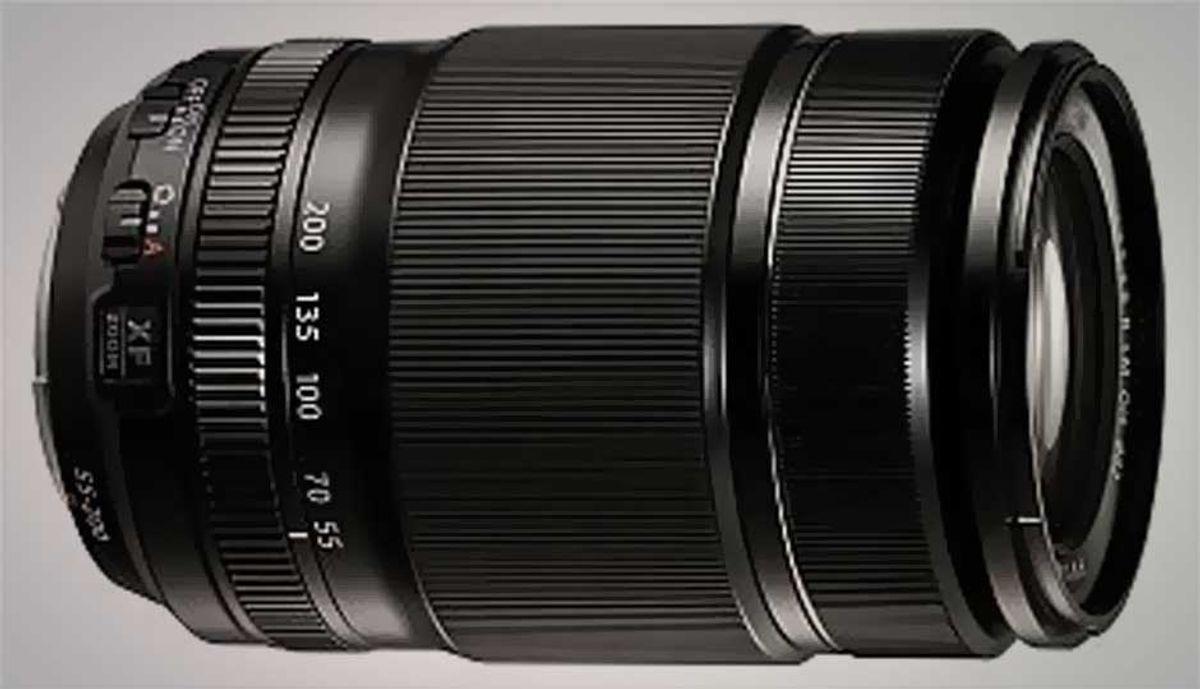 फुजीफिल्म Fujinon XF 55-200mm F3.5-4.8 R LM OIS Lens