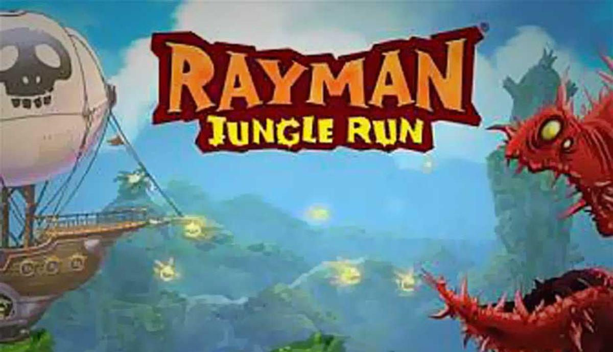 Rayman Jungle Run (Windows Phone 8)
