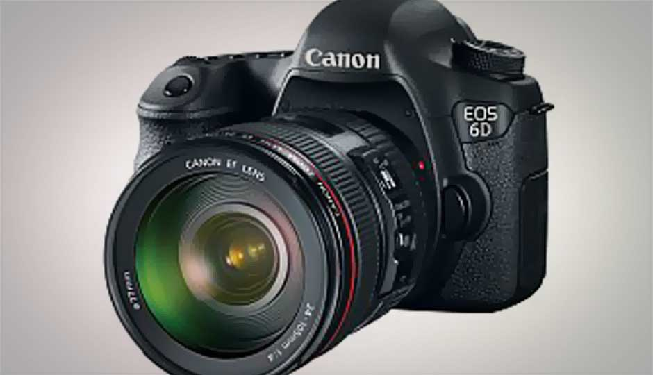 Compare Canon EOS 6D Vs Canon EOS 600D - Price , Specs