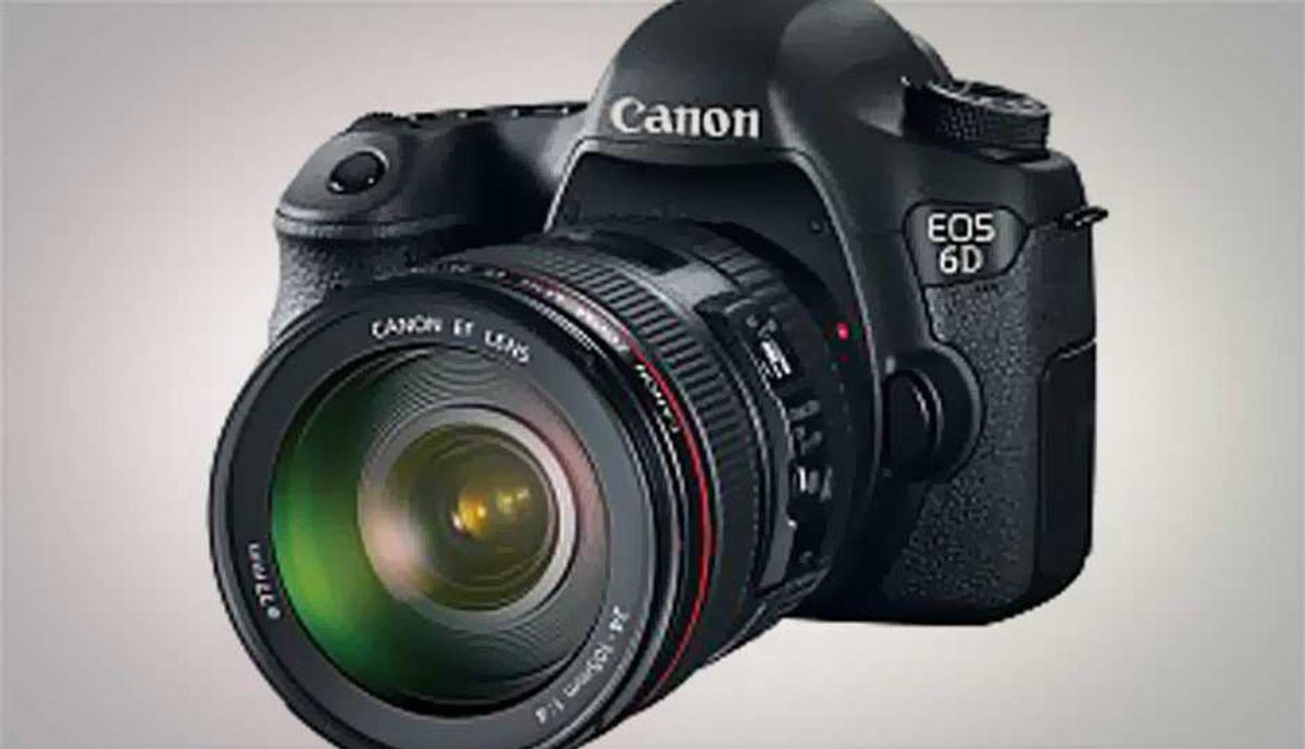 कॅनन EOS 6D
