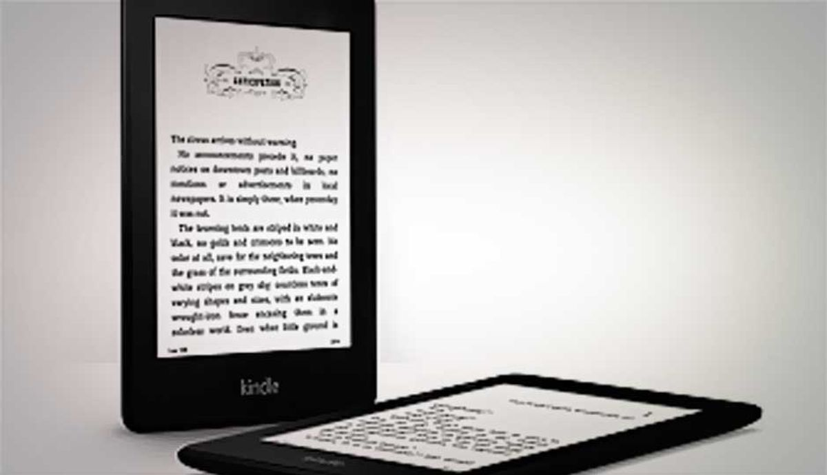 अमेजॉन Kindle Paperwhite