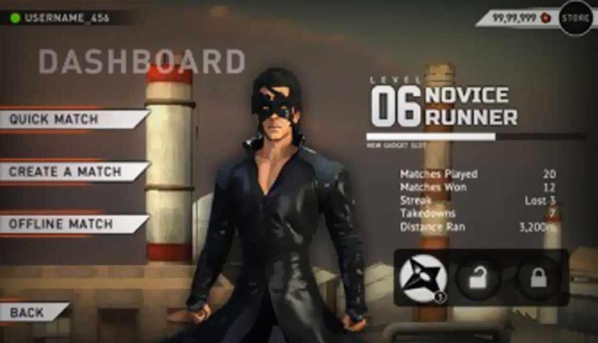 Microsoft Launches Krrish 3 Game For Windows Devices Digit