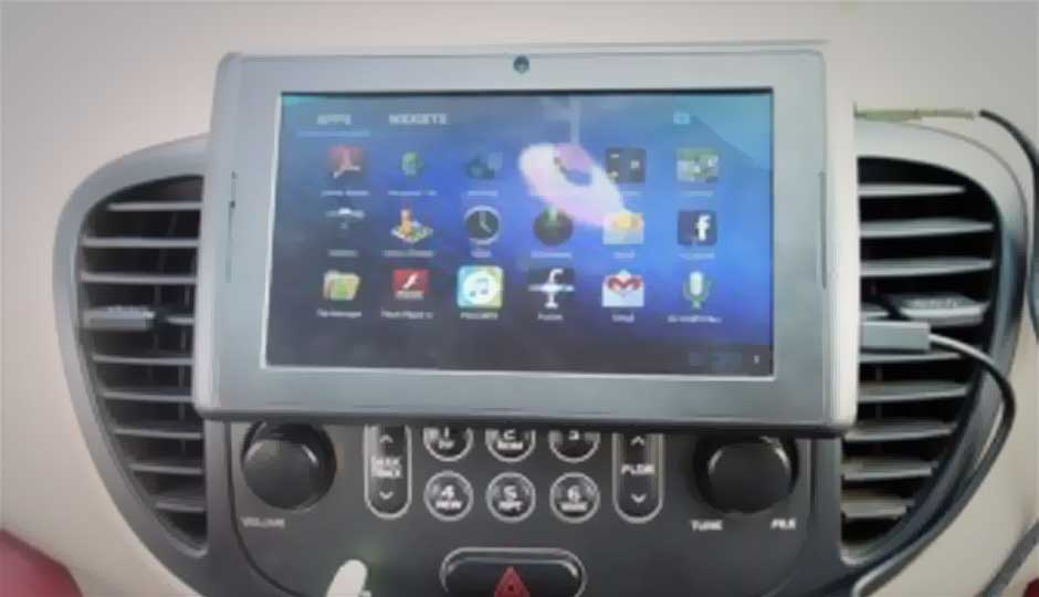 How To Use Your Old Phone Tablet To Power Your In Car Entertainment System