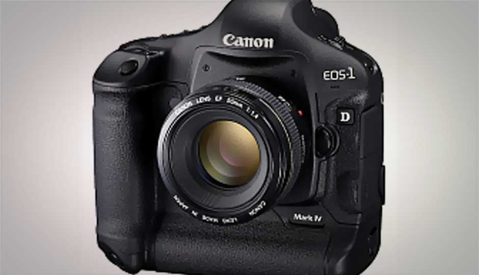 Canon EOS 1D Mark 4 - A quality crop, but full frames are cheaper ...