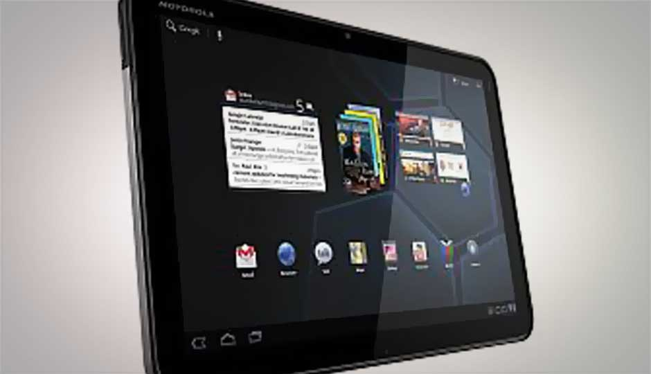 motorola xoom mz601 betrayed by its apps ecosystem price in india rh digit in