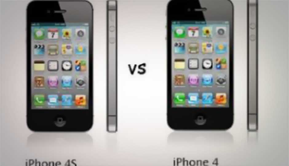 iphone model lookup apple iphone 4s vs apple iphone 4 a spec 12052